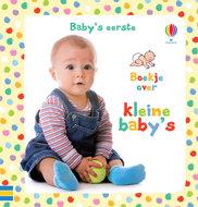 Baby's eerste boek kleine baby's