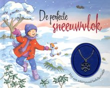 Boek plus:Perfecte sneeuwvlok