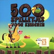 500 spelletjes voor kinderen 3-5 jr