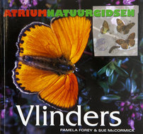 Atrium natuurgids Vlinders